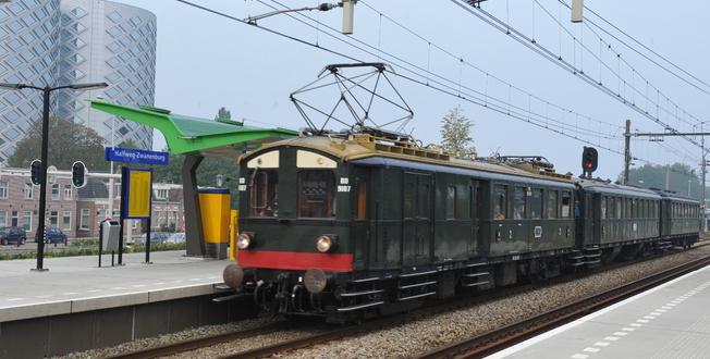 Treinstation Halfweg-Zwanenburg